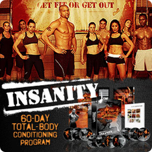 Insanity Workout 2