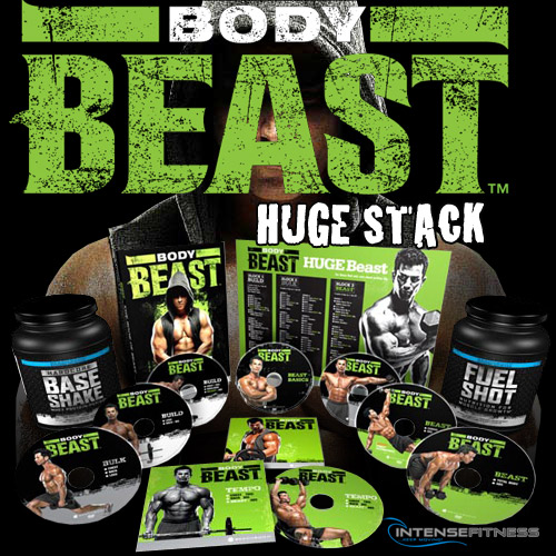 Beachbody Monster Mat Body Beast 90 Day Workout Program By