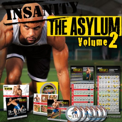 Insanity Asylum 2 Package