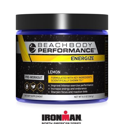 Beachbody Performance Energize Lemon 8.5oz