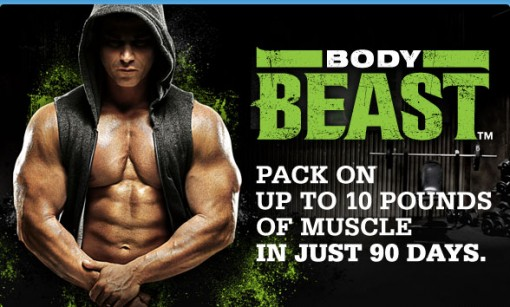 Body Beast 90 Day Full Body Workout